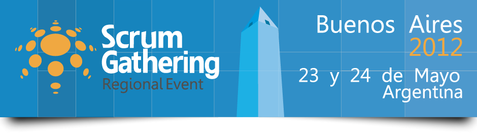Scrum Gathering Buenos Aires 2012 Regional Event